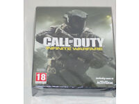 SONY PLAYSTATION PS4 GAME CALL OF DUTY INFINITE WARFARE PAL 18 NEW SEALED EXTRAS