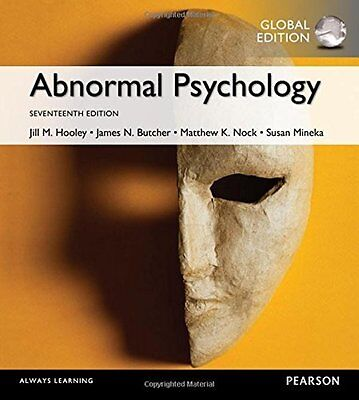 a course on abnormal psychology This course material is only available in the itunes u app on iphone or ipad course description a study of neurotic and psychotic behavior including origin, classification, symptoms and a survey of diagnosis, therapy and prevention.
