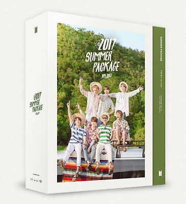 [BTS]BANGTAN BOYS 2017 BTS SUMMER PACKAGE VOL.3 PHOTOBOOK+MAKING DVD+ARMY FAN