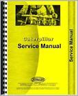 Caterpillar D3 Service Manual