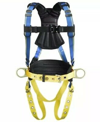Upgear Blue Armor 2000 Construction 3 D-rings Mediumlarge Harness Safety Gear