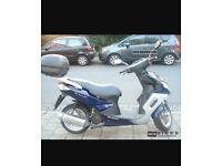Motorbike 125cc