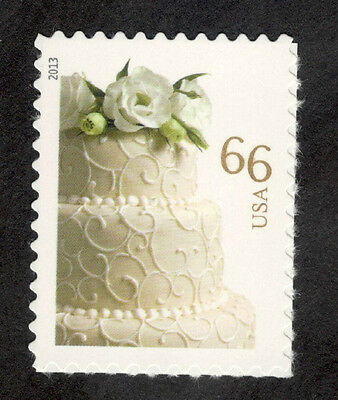 4735 Wedding Cake US Single Mint/nh (Free Shipping) - Minted Wedding