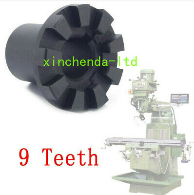 Bridgeport Mill Parts Milling Machine Gearshaft Clutch Insert Combining Tooth