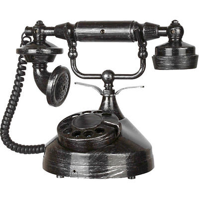 Haunted Victorian Style Spooky Phone With Scary Phrases Halloween Prop