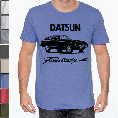 Datsun 280Z Fairlady Z Soft Cotton T-Shirt Multi Colors Nissan S30 240z (Nissan Datsun 280z)