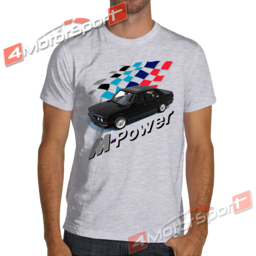 BMW M5 E28 5 Series T-Shirt 535i M535i