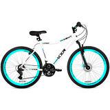 """26"""" Women's Kent KZR Mountain Bike 21 Speed Shimano Disc Brake Suspension - New"""
