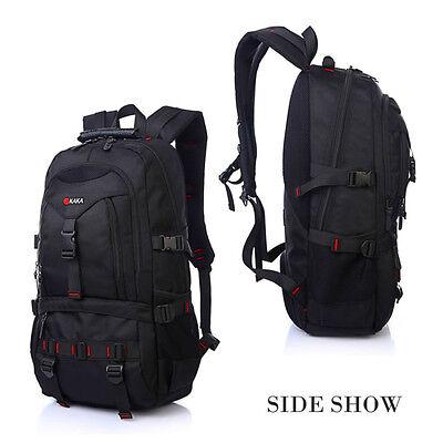 Bag Backpack Laptop Kaka Computer Travel Gym Sports Daypack Hiking