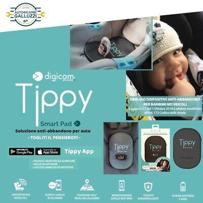 SmartPad Tippy Dispositivo Anti Abbandono Digicom 8E4610 Bimbi Seggiolino Auto