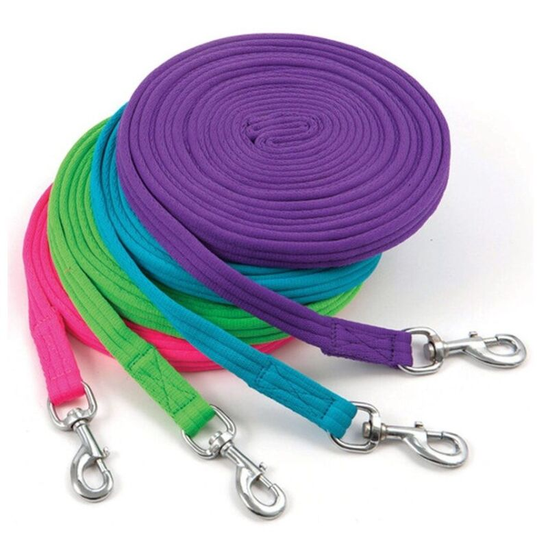 Shires Soft Feel Lunge Line