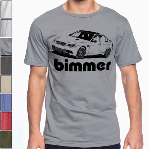 Bmw Bimmer SOFT Cotton T-Shirt S-XXXL Multi Colors M3 E90
