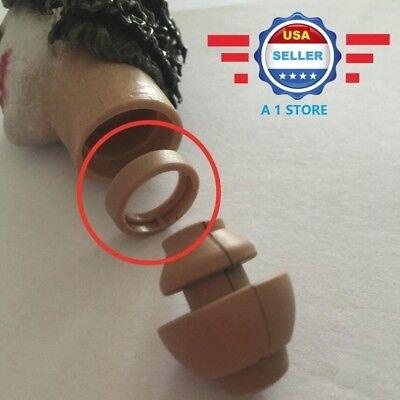 1//6th Inner Neck Joint Adapter Peg Connector for Hot Toys Body Custom HeadSculpt
