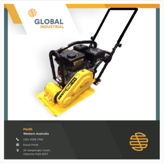 plate compactor, paving compactor perth
