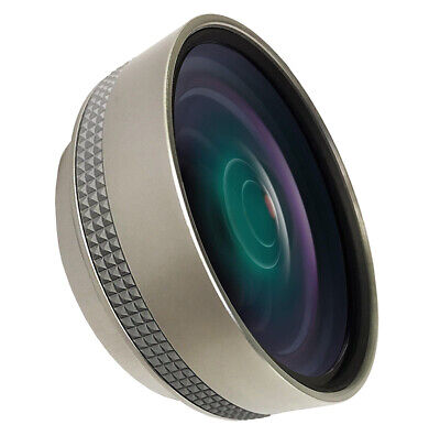 0.4x High Definition Wide Angle Conversion Lens for Olympus TG-5 (Adapter Incl.)