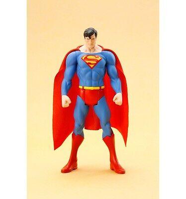 Kotobukiya Figürchen PVC ARTFX+ 1/10 Superman klassisch Kostüm 20 cm