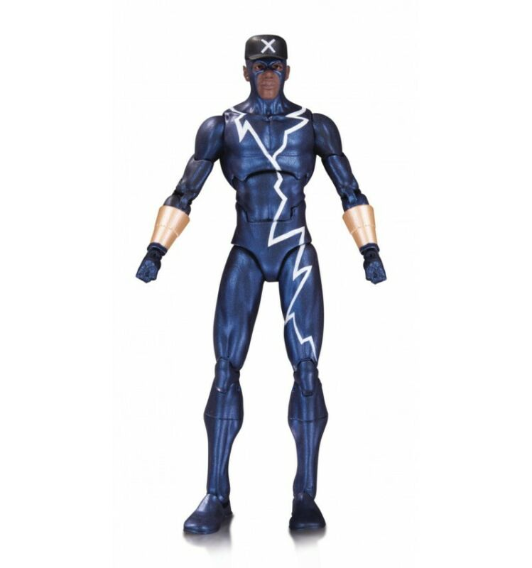 Dc Collectibles - Dc Icons - Figurine Static Shock