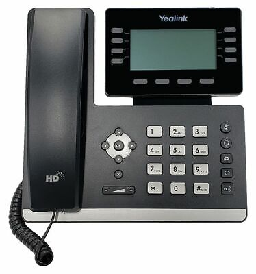 Yealink T53W IP Phone w/ built-in Bluetooth and Wi-Fi