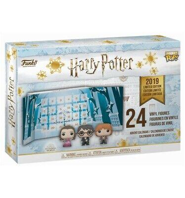 Funko - Harry Potter - Advent Calendar - Pocket Pop Version 2