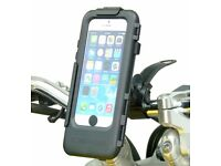 Ultimate Addons Waterproof Motorcycle Tough Case Mount for iPhone 6/6s + Bike Mount