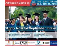 TIER 4/TIER 1/TIER 2/WORK PERMIT/VISA EXTENSION/VISA REFUSAL/ADMISSION/DBA/PhD/MBA/MSc/GDL/LLB/LLM