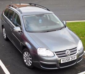 VOLKSWAGEN GOLF 1.9 TDi ESTATE