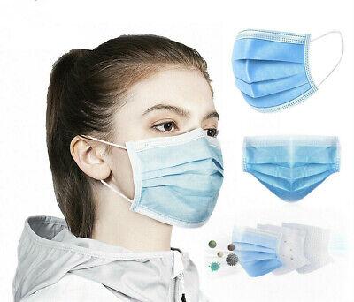 50 piezas mascarilla de protección facial