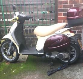 Piaggio Liberty 125!! Great condition!!!