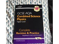 AQA GCSE Combined Science Physics Higher Revision Guide