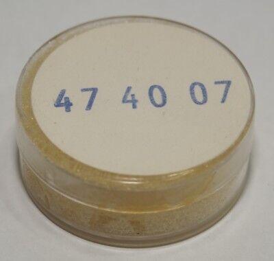 Zeiss 474007 Crossline Micrometer Disc 10100 19mm Eyepiece Reticle