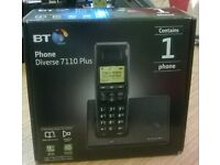 Cordless phone - Never used