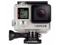 GoPro HERO4 Silver Edition Full HD Action Camera
