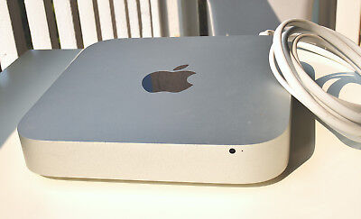 APPLE MAC MINI A1347 500GB CORE 2 DUO 2010 with power cord! for sale  Shipping to Canada