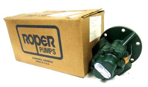 NEW ROPER PUMPS 17AM12 GEAR PUMP 17AM12-4763-1