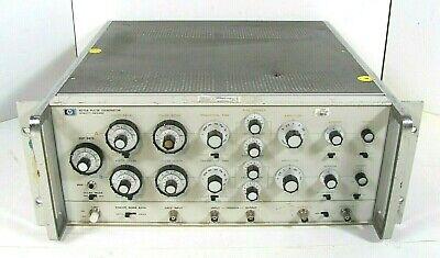 Hp 8010a Pulse Generator Good Working