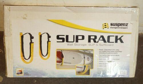 Suspenz Storage & Transport SUP RACK Wall Storage: SUP & Surfboard