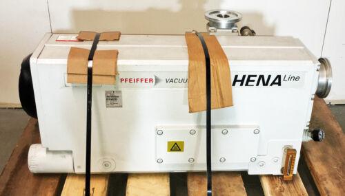 2011 Pfeiffer HenaLine Hena 200 6.6kW 1800 1/m Rotary Vane Vacuum Pump 240 m3/h