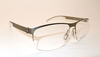 Mercedes-Benz Style M 6046 B Men Women Eyewear Optical Frame DEMO Lenses Z8/16