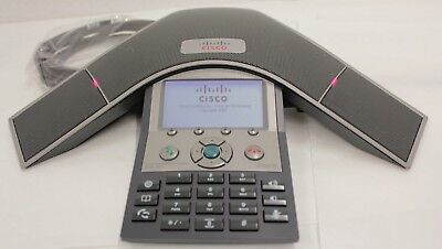Cisco Cp-7937g Poe Ip Conference Station Polycom Voip Phone