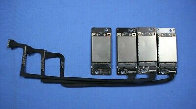Lot of 4 Apple iMac 27 A1312 Airport Wi-Fi Card w/ Mounting Board P/N 820-2566-A