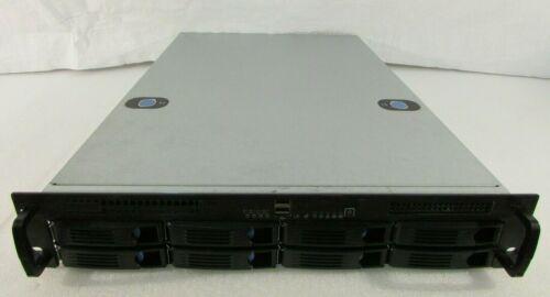 Chenbro RM21508 Mini-SAS 2U 8-Bay Rackmount Server Chassis w/ 460W Power Supply