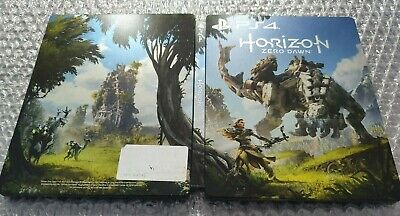 Horizon : Zero Dawn - Limited Edition - Preorder Steelbook - G2 - PS4 - NO GAME for sale  Shipping to Nigeria