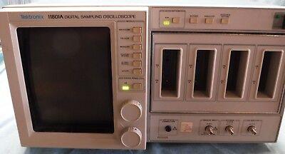 Tektronix Digital Sampling Oscilloscope 11801a