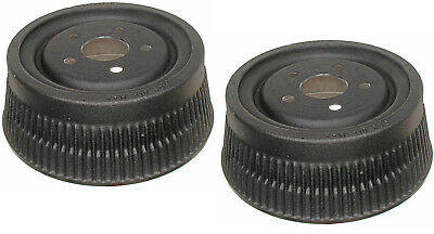 Bendix PDR0506 1 Pair Rear Brake Drums 88-95 Dodge Caravan Plymouth Voyager