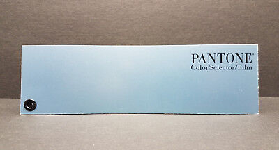 Pantone Color Selector Film