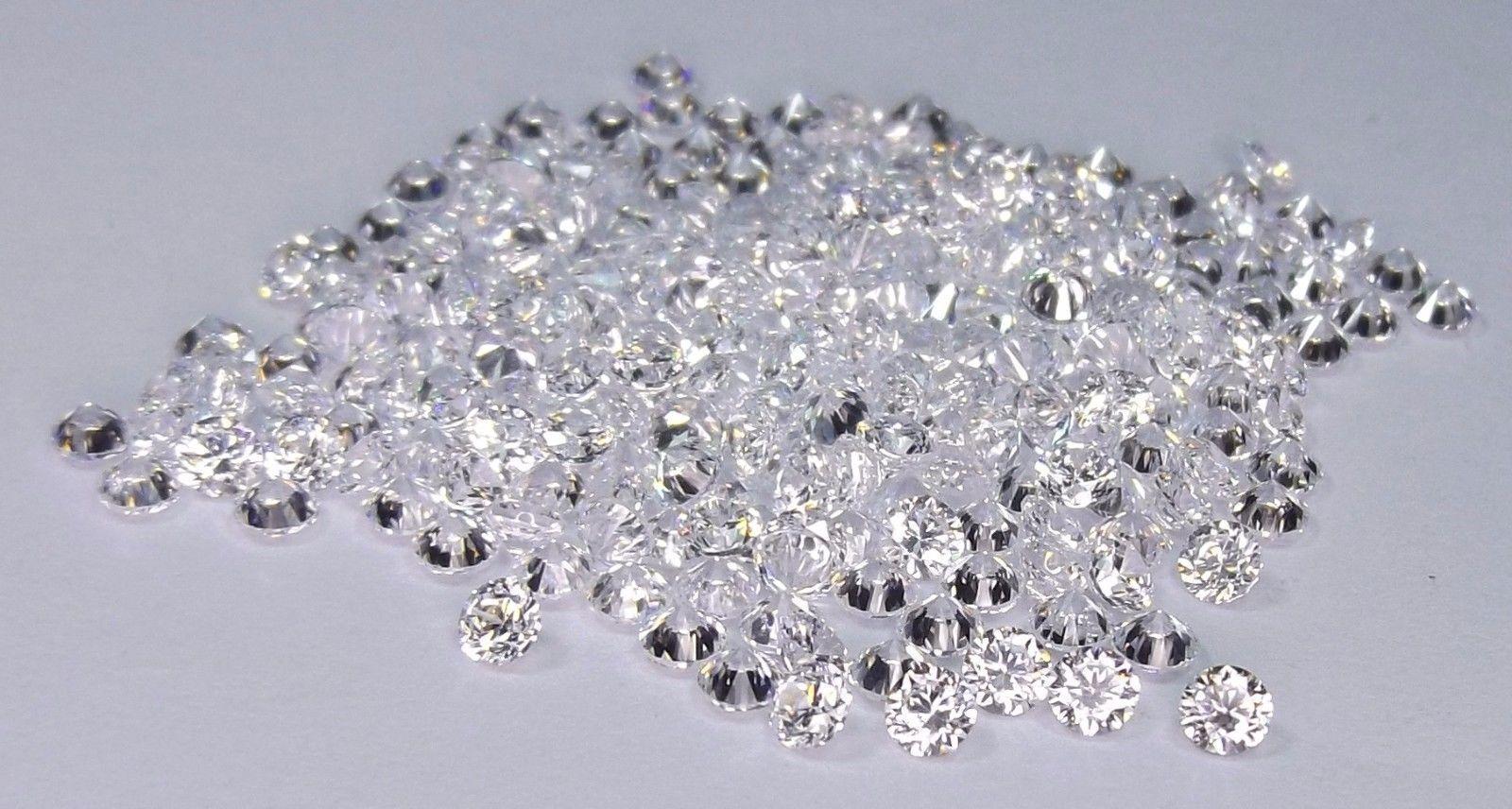 LAB GROWN DIAMOND  F -G  VVS - VS CVD / HPHT LOOSE DIAMONDS