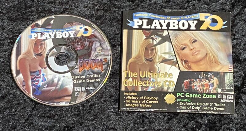Playboy Ultimate Collector CD-ROM
