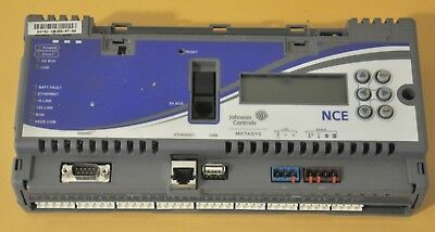 Johnson Controls Metasys Ms-nce2526-0 Software Version 6.2 Ms Nce 2526
