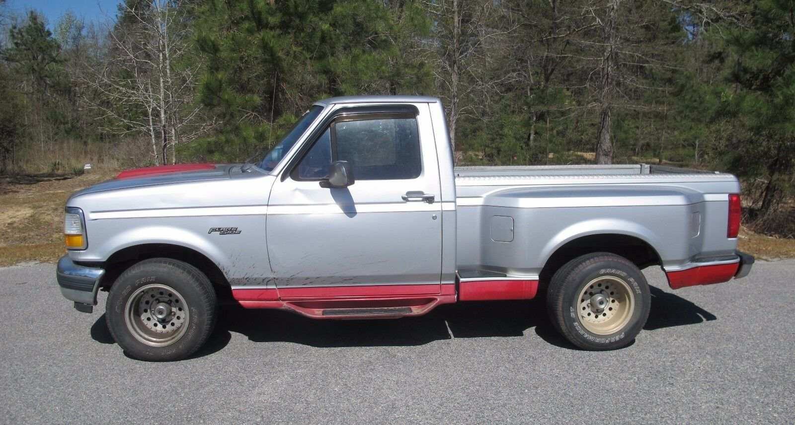 1992 Ford F150 Special Conversion Single Cab Flare Side