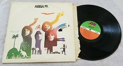 "Abba....""The Album"" 12"" Vinyl Record LP"